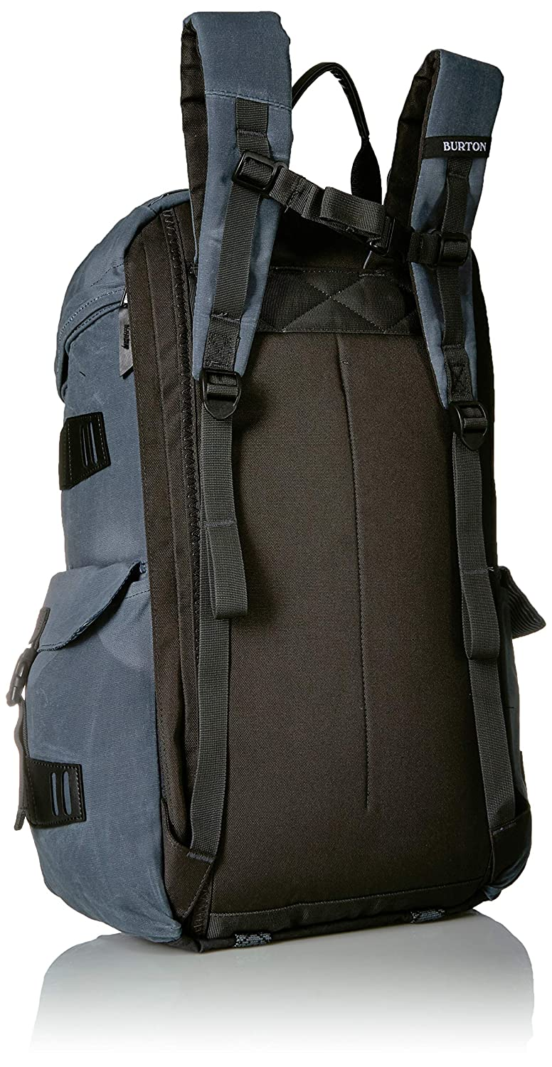 Burton Annex Backpack with Padded Laptop Sleeve and Adjustable Webbing