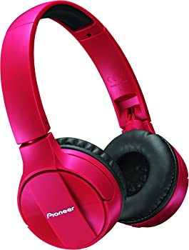 Pioneer SE-MJ553BT On-Ear Wireless Bluetooth Headphones