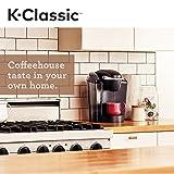 Keurig K-Classic Coffee Maker, Single Serve K-Cup
