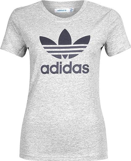 ADIDAS ORIGINALS Trefoil T shirt pour femme