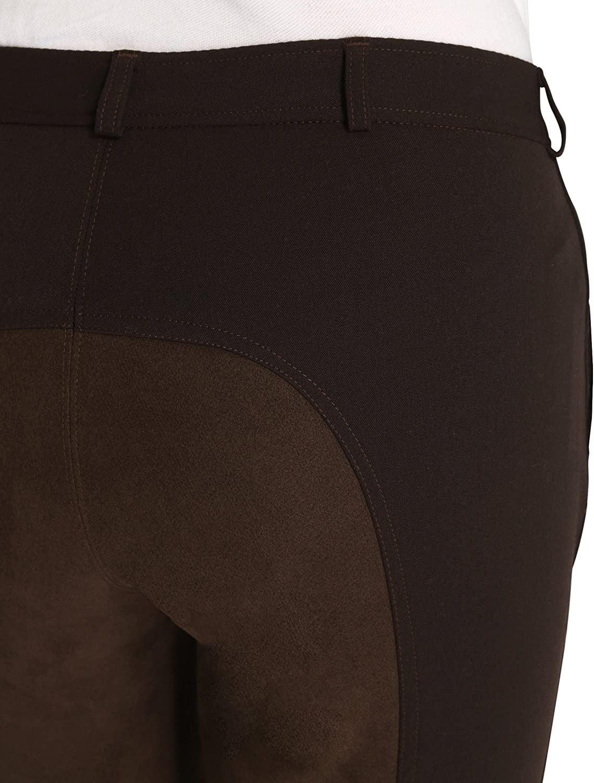 Pantalones de h/ípica para Mujer Ultrasport Parte Trasera Flexible