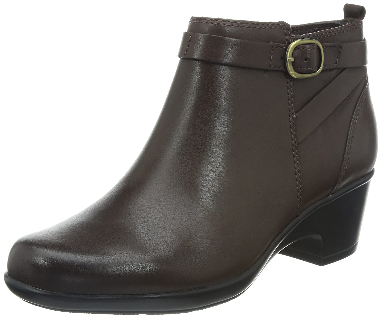 Clarks Malia Hawthorn Damen Kurzschaft Stiefel