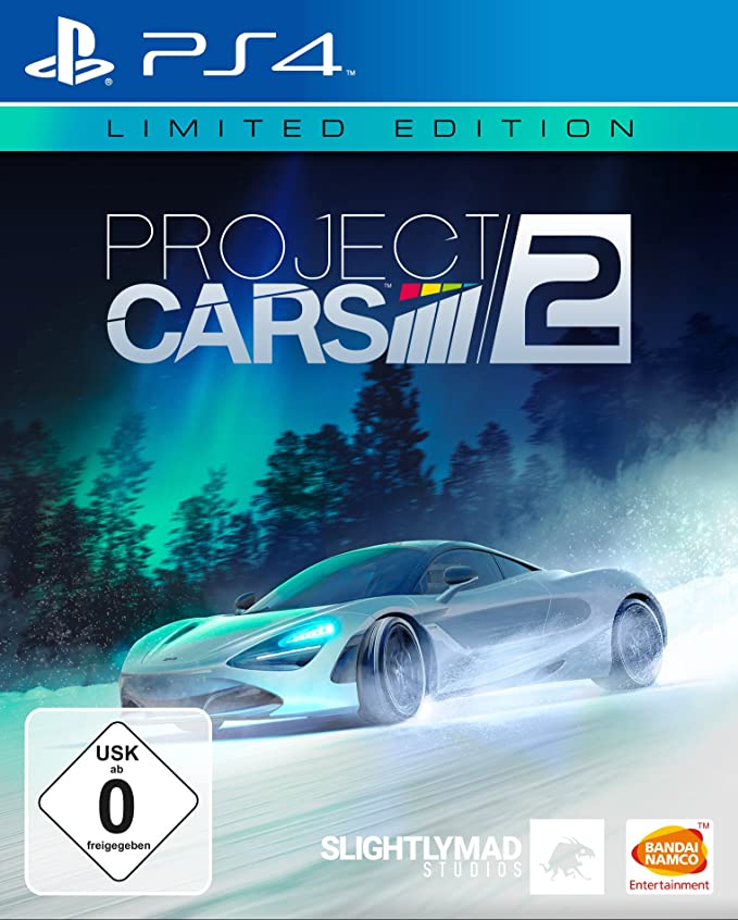 Project CARS 2 - Limited Edition - PlayStation 4 [Importación ...