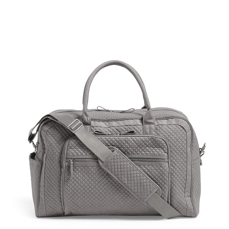 4f4bb93829e3 Amazon.com  Vera Bradley Iconic Weekender Travel Bag