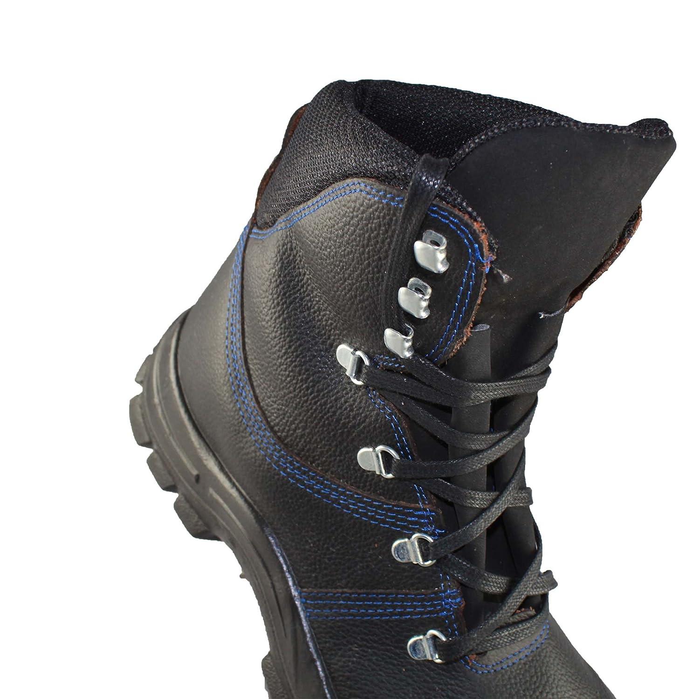 Lupriflex Lupriflex Lupriflex 3-312 S3 SRC Sicherheitsstiefel Mehrzweckstiefel Stiefel Schwarz 821864