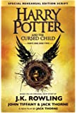 Harry Potter and the Cursed Child - Parts One & Two (Hardcover)-Brand New
