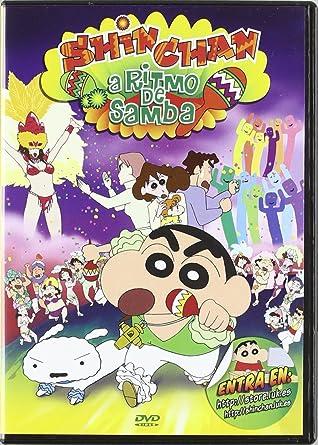 Shin chan: A ritmo de samba [DVD]: Amazon.es: Varios: Cine y Series TV