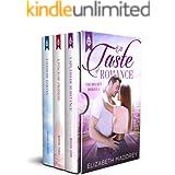 A Taste of Romance Box Set: Books 1 - 3 (Taste of Romance Box Sets)