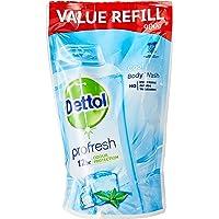 Dettol Body Wash, Cool, Refill, 900g