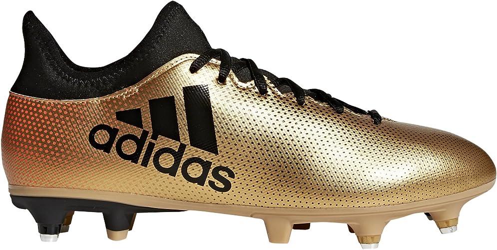 adidas X 17.3 SG, Chaussures de Football Homme: