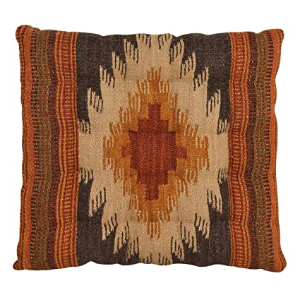Magnificent Barmer Wool Kilim Chair Pad Single Amazon Ca Home Kitchen Download Free Architecture Designs Rallybritishbridgeorg