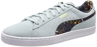 best sneakers 6ecba 2e2ad Amazon.com | PUMA Unisex Adults' Suede Secret Garden Low-Top ...
