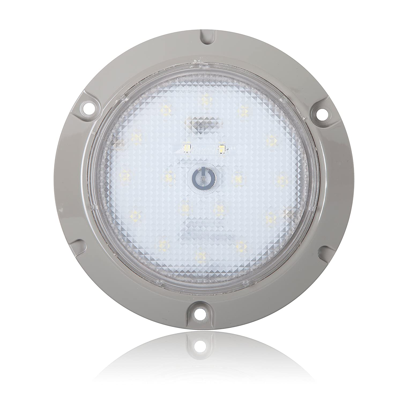 Maxxima M84406-PIR 5.5 Dome Light with PIR Sensor 450 Lumens