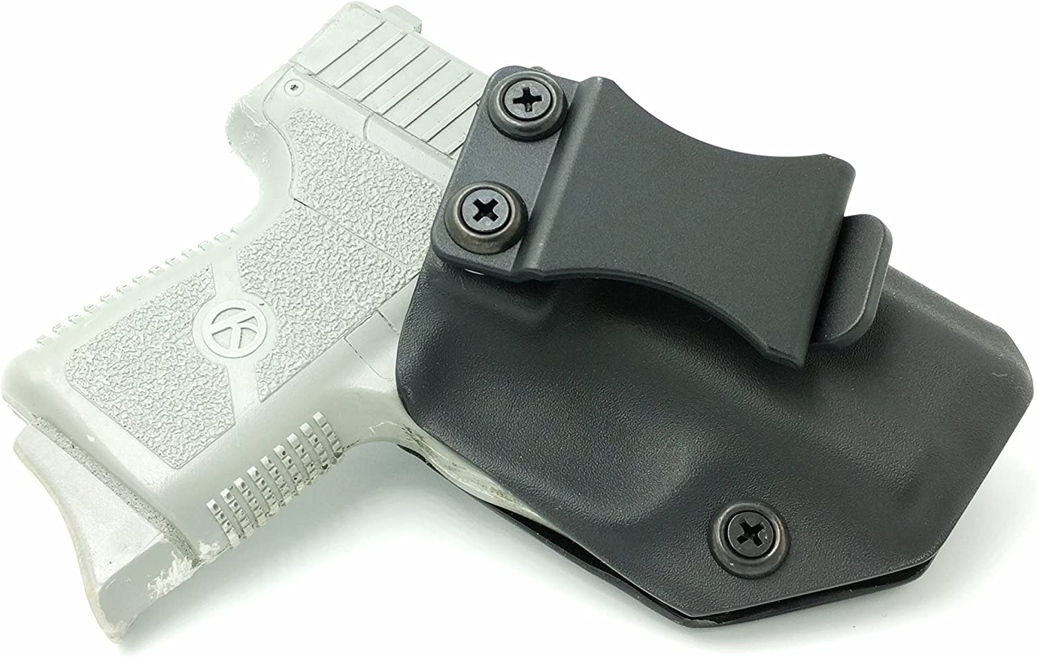 Adj Retention IWB Kydex Holster for Kahr PM//CM 9 Canted
