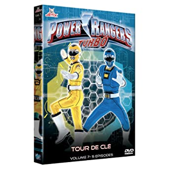 Power rangers turbo, vol. 7 [Francia] [DVD]: Amazon.es: Bosch Johnny Yong, Jason David Frank, Catherine Sutherland: Cine y Series TV