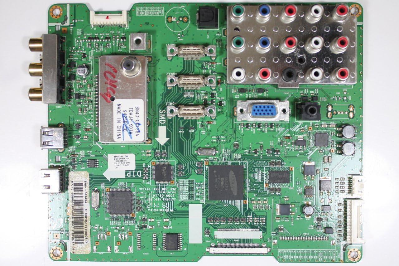 Samsung 50 PN50B550T2FXZA BN94-02849A Main Video Board Motherboard ...