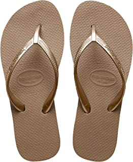 Havaianas Womens Luna Ankle Strap Sandals Navy//Silver