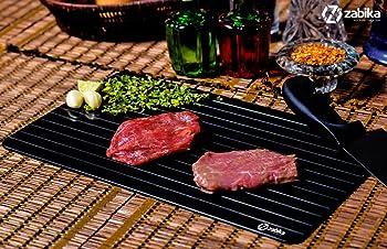 Zabika Largest Size Meat Defrosting Tray