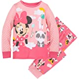 Disney Minnie Mouse and Friends PJ PALS for Girls Multi