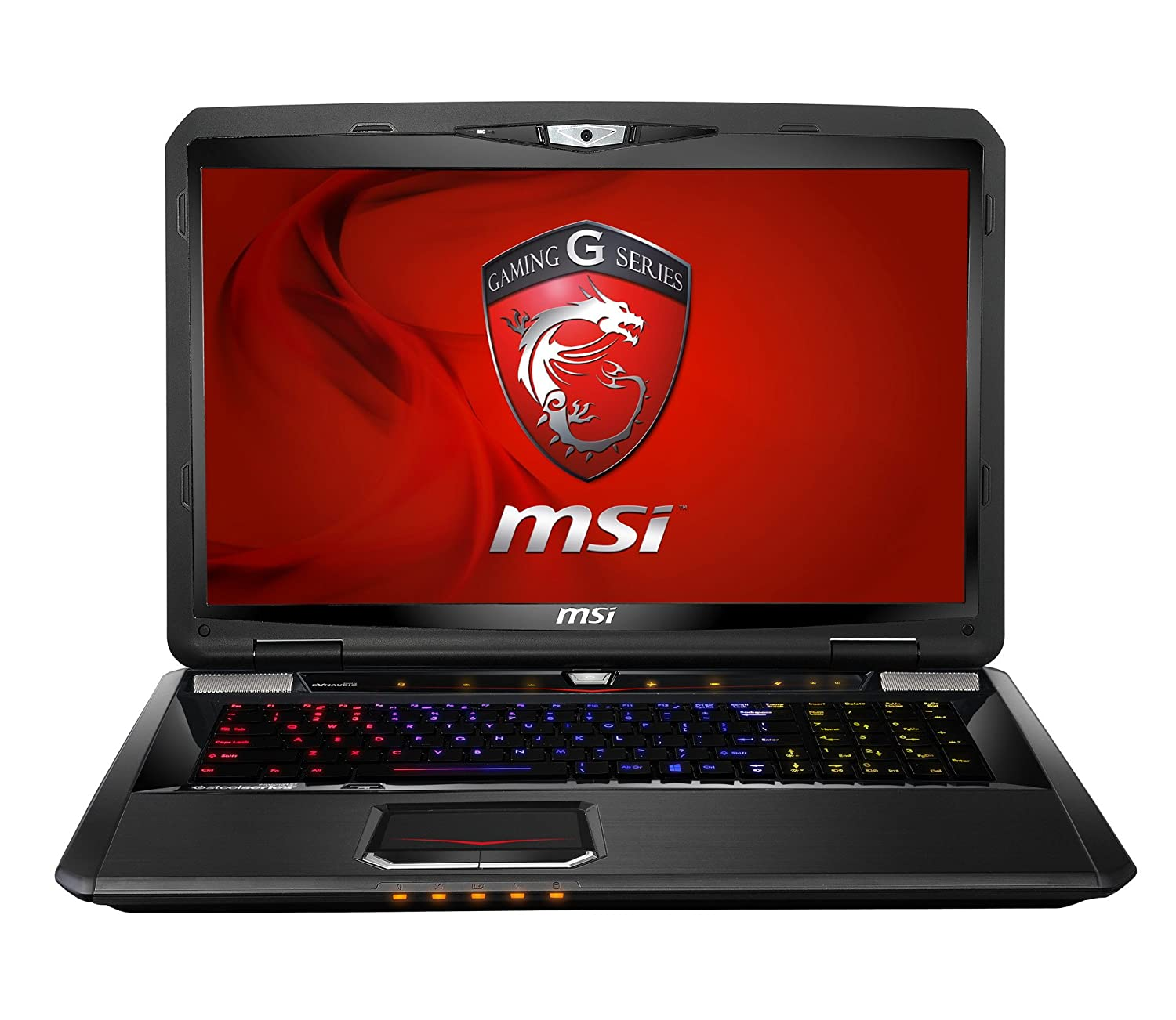 Amazon MSI G Series GT70 2OC 065US 17 3 Inch Laptop Black No Touchscreen puters & Accessories