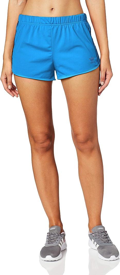 adidas Originals 3 Stripes Damen Short Kurze Sporthose ...