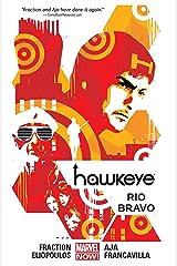 Hawkeye Vol. 4: Rio Bravo (Hawkeye Series) Kindle Edition