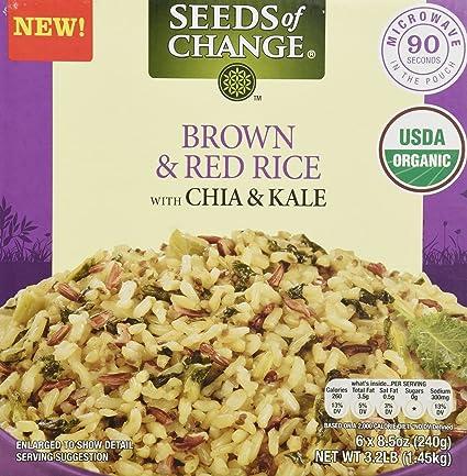 Paquete de 3 semillas de cambio de variedad, 3 quinua y ...