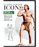 Silver Screen Icons: Johnny Weissmuller as Tarzan, Volume 1 (4FE)