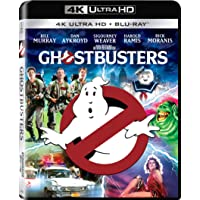 Deals on Ghostbusters 4K + Blu-ray