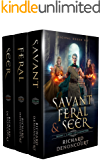 Savant, Feral & Seer: The First 3 Books in the Luminether Epic Fantasy Series