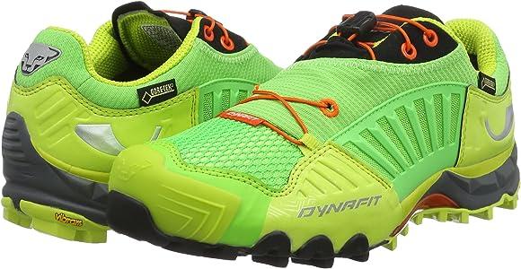 Dynafit Ms Feline GTX, Zapatillas de Running para Asfalto para Hombre, Verde (8825 DNA Green/General Lee), 48.5 EU: Amazon.es: Zapatos y complementos