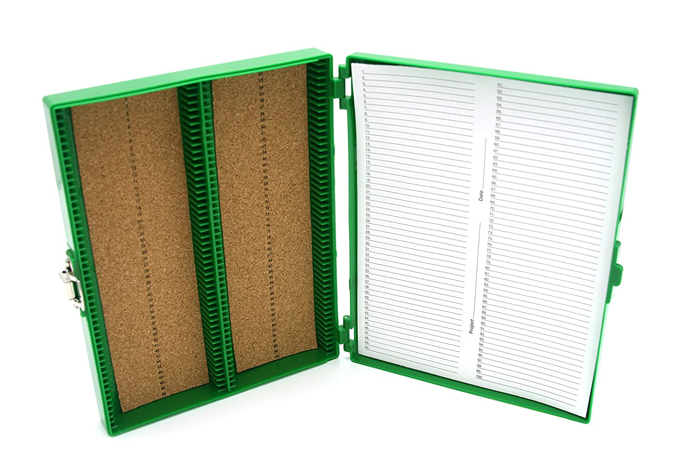 Heathrow Scientific HD15994B - Caja para portaobjetos ...