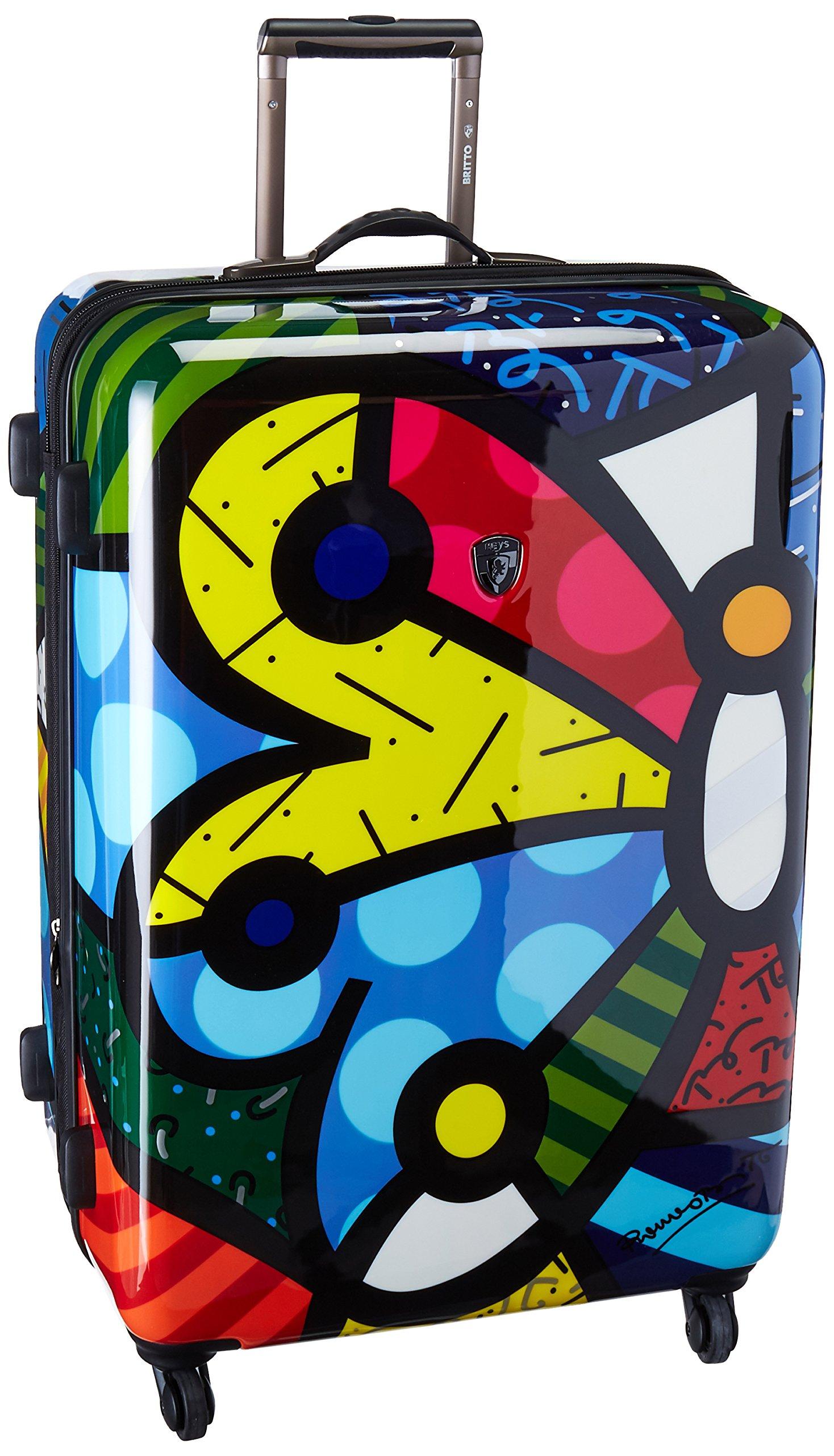 Britto 30'' Spinner Suitcase