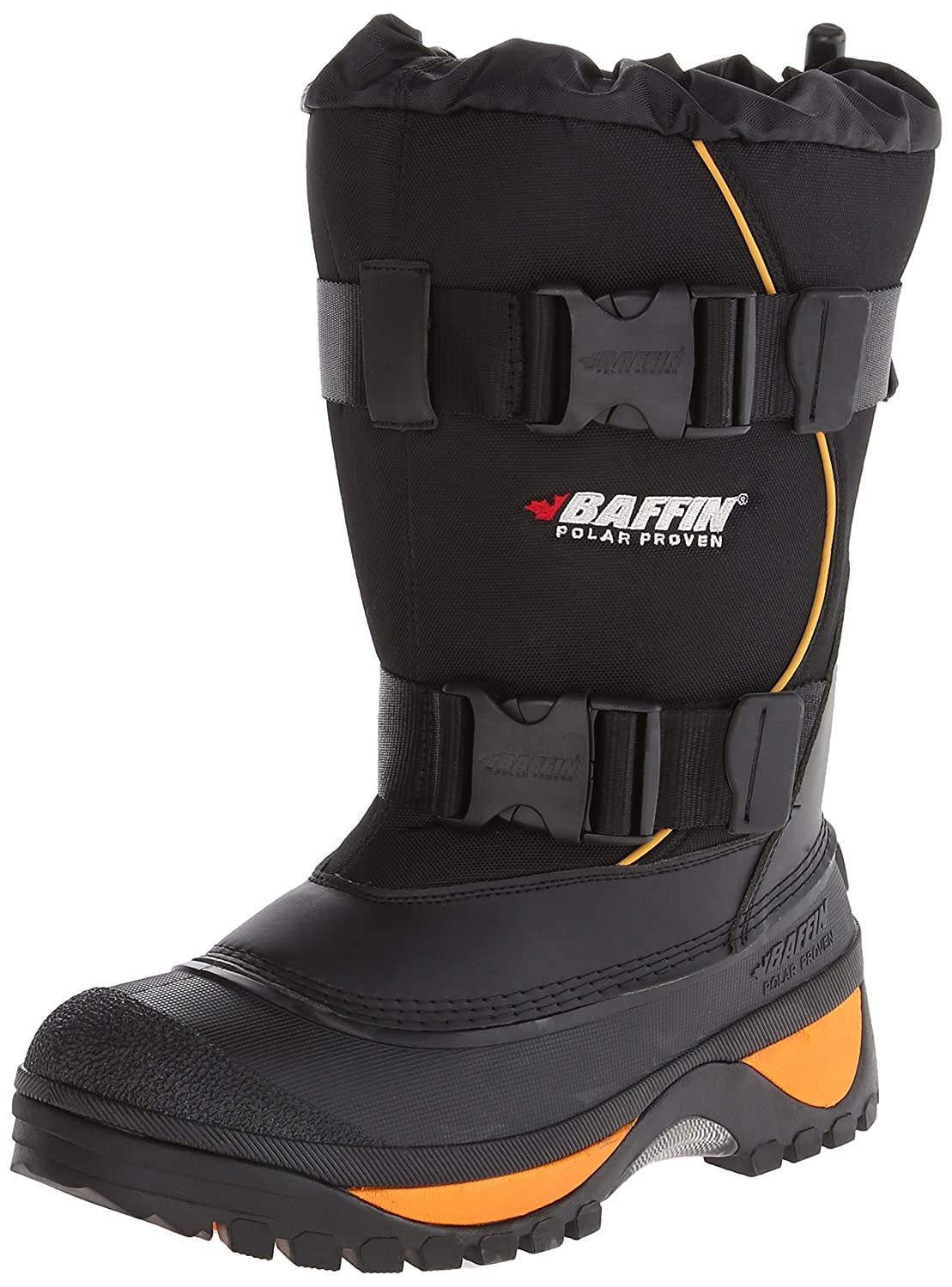 Baffin Men's Wolf Snow Boot 43000015-231-13.0