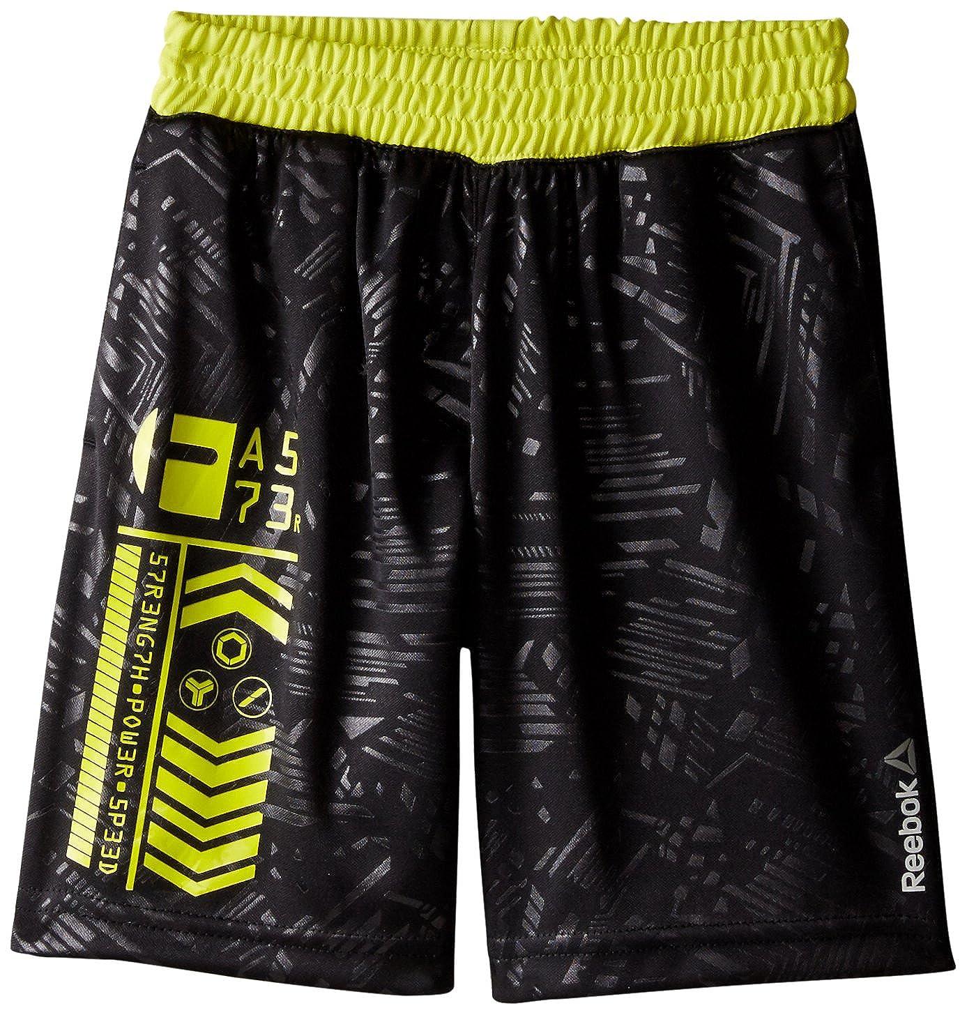 Reebok Little Boys Strength Short Black 7 3054
