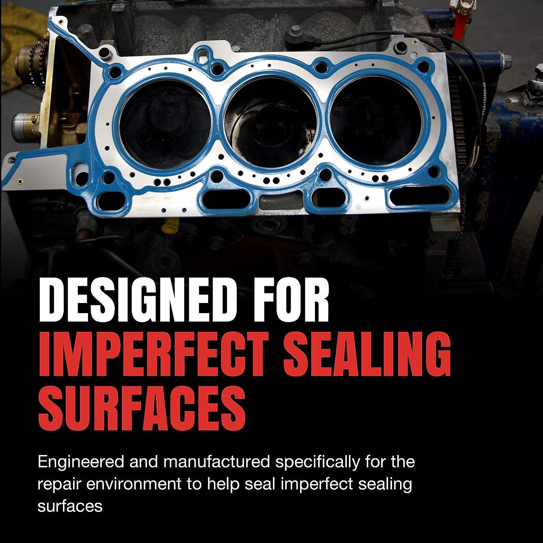 Engine Crankshaft Seal Kit fits 2002-2017 Honda CR-V Accord Civic  FELPRO