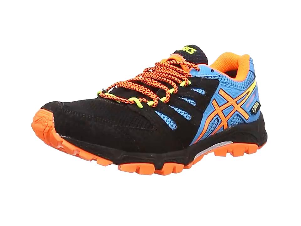 ASICS Gel-Fujiattack 4 G-Tx, Zapatillas de correr para hombre, anaranjado, 8: Amazon.es: Deportes y aire libre