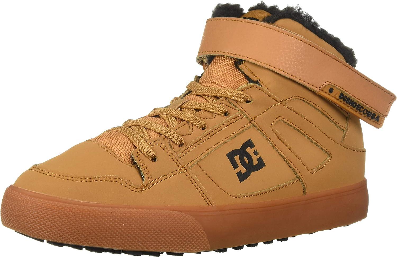 DC Kids Pure High-top Wnt Ev Skate Shoe