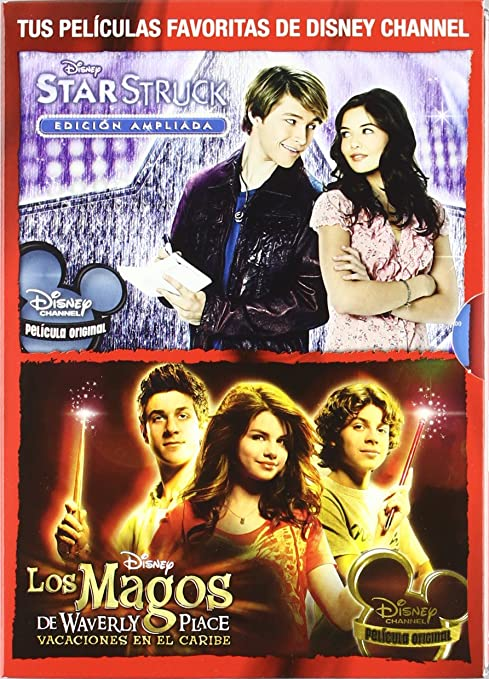 Pack Starstruck + Los Magos de Waverly Place: Vacaciones en el C DVD: Amazon.es: Sterling Knight, Danielle Campbell, Maggie Castle, Brandon Smith, Chelsea Staub, David Henrie, Selena Gomez, Maria Canals-Barrera, Jake T