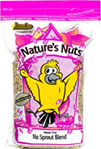 Nature's Nuts Waste Free No Sprout Blend - 20 lb.