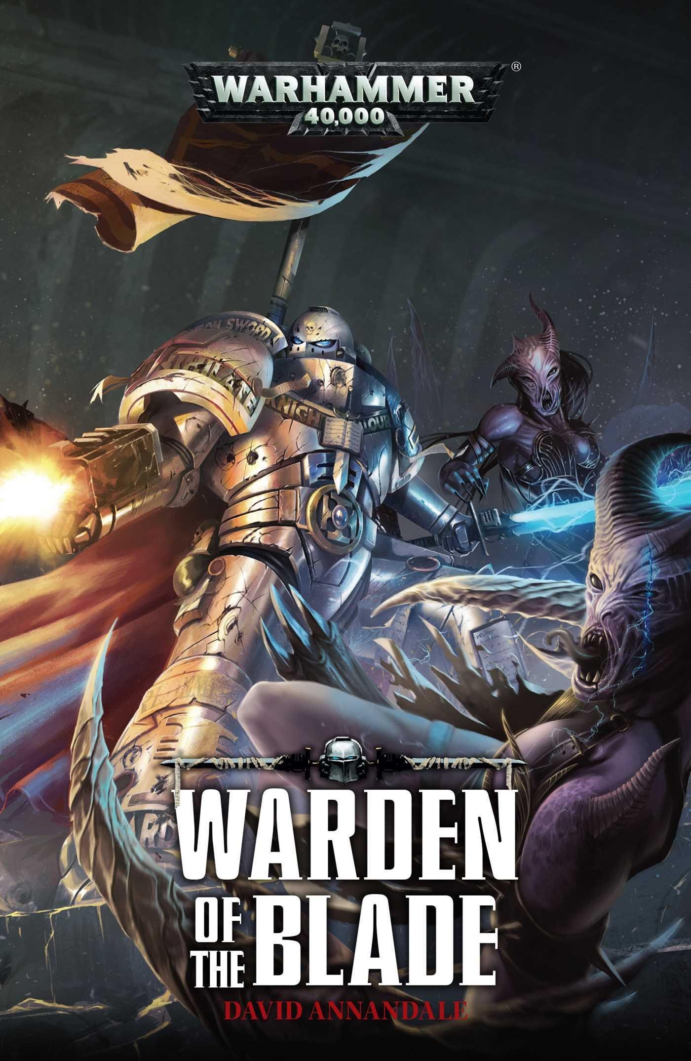 Download Warden of the Blade (Castellan Crowe) pdf