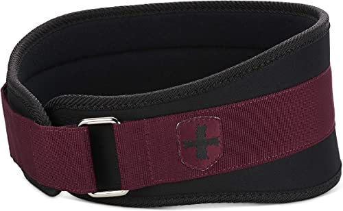Harbinger Women s Nylon Weightlifting Belt with Flexible Ultralight Foam Core
