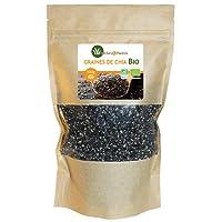 Herbes Et Plantes Graines de Chia Bio 500 g