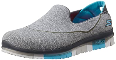9a0634cd320 Skechers Women s Go Flex Trainers  Amazon.co.uk  Shoes   Bags