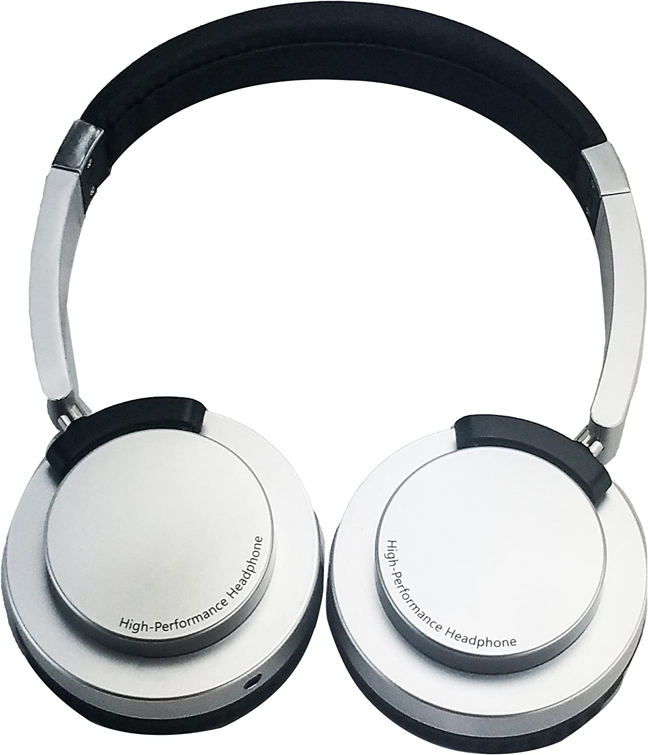 Quality sound with modern look Nady DJH-2000 DJ style Headphones soft leather covered ear pads includes coiled 3.5mm connecting cable