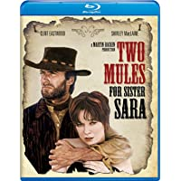 TWO MULES FOR SISTER SAR BD NEWPKG [Blu-ray]