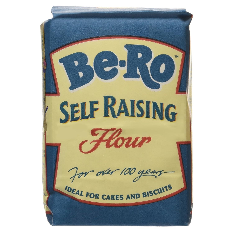 Bero Self Raising Flour 500g Amazon Prime Pantry