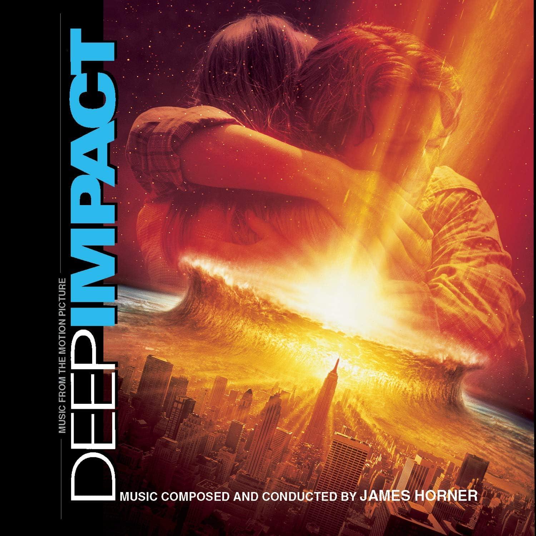 Deep Impact 1998 Film James Horner Amazon Ca Music