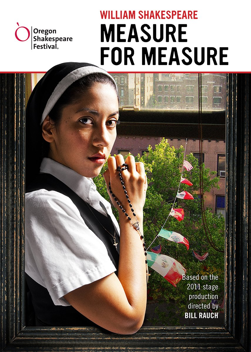 Download Measure for Measure (Oregon Shakespeare Festival Audio Dramatization) pdf epub