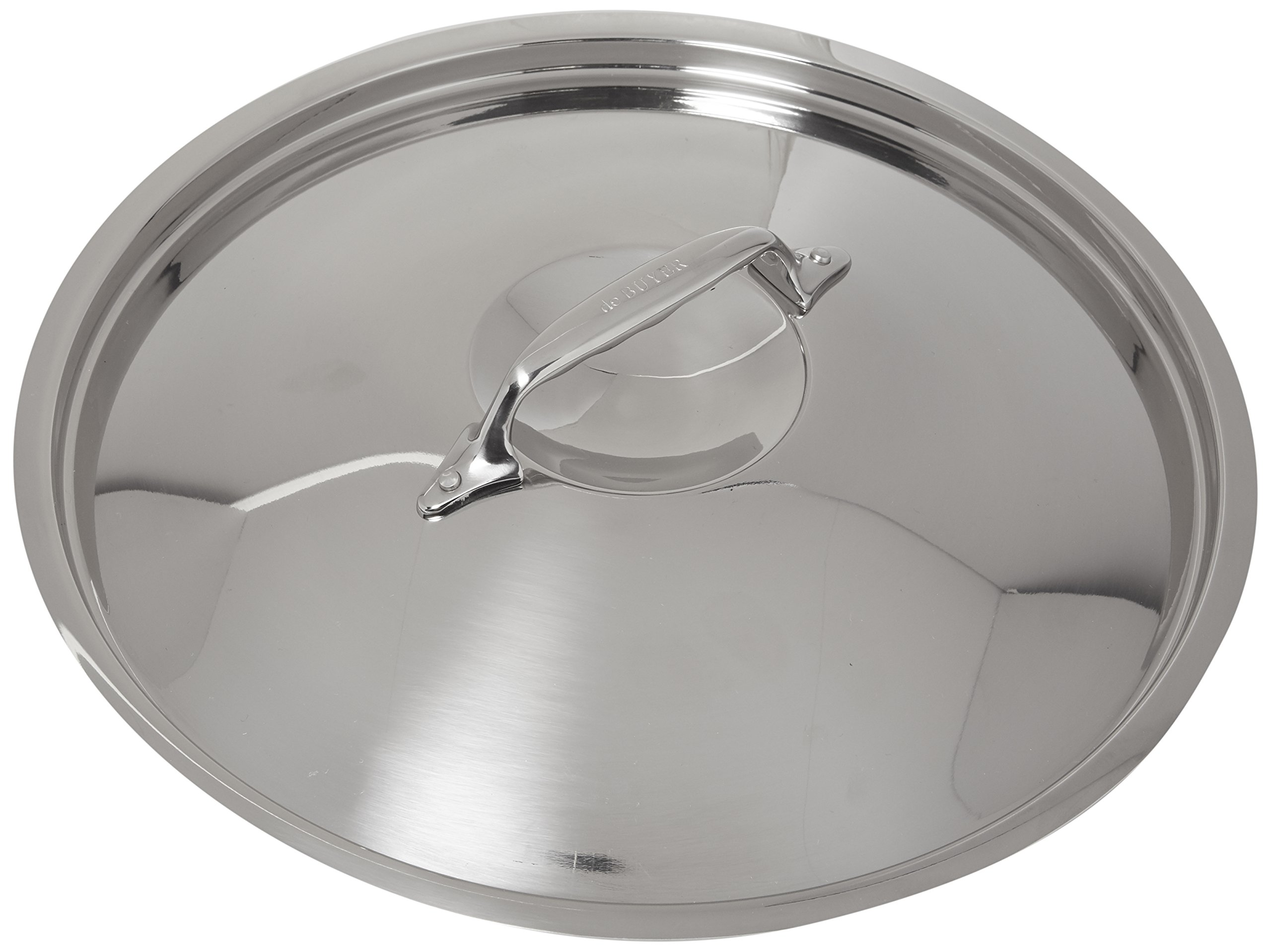 PRIMA MATERA Round Stainless Steel Lid 11-Inch